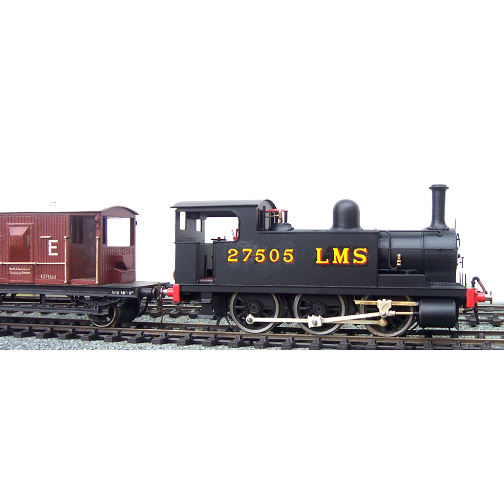 Park N.L.Rly. and L.M.S. 0-6-0 tank