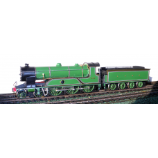 "Urie ""Paddlebox"" class 4-6-0"